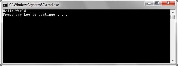HelloWorld - Zawód.Programista.Net()